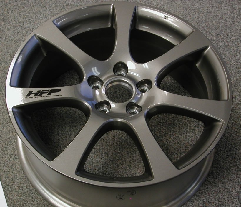 Honda Accord Hfp Wheels Anyone Ever Put Them On A Si
