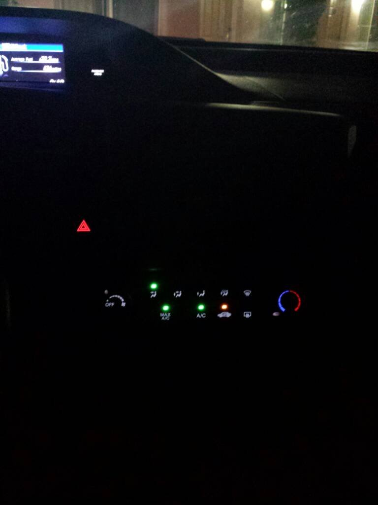 Audio Steering Wheel Control Not Working And Radio Not Lighting Up At Night 9th Gen Civic Forum