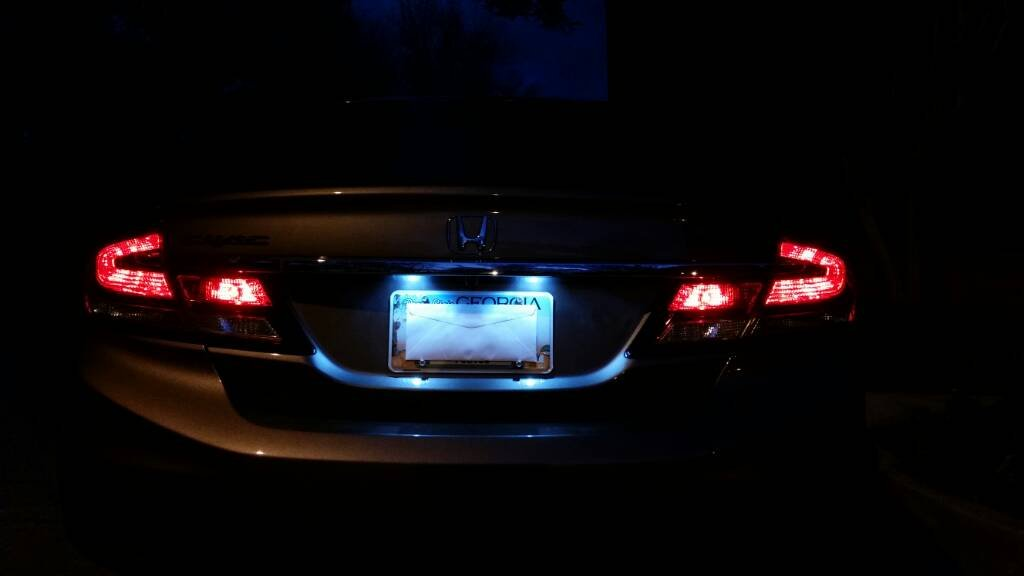 9th Gen Civic License Plate LEDs! Plug & Play installation! Same-day shipping!-1423787771524.jpg