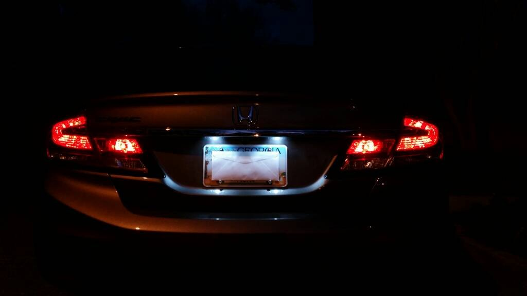 9th Gen Civic License Plate LEDs! Plug & Play installation! Same-day shipping!-1423787793576.jpg