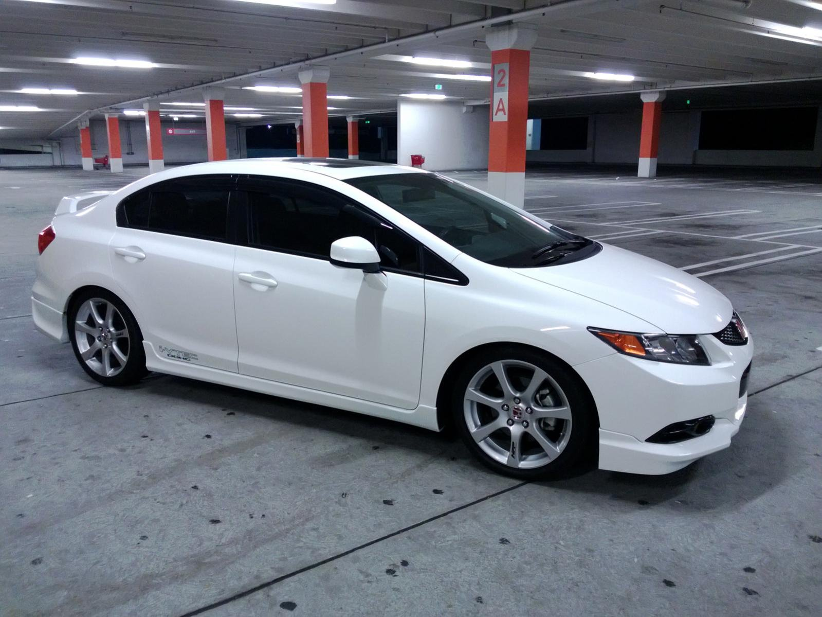 2013 Si Wing On A 2012 Sedan Page 12