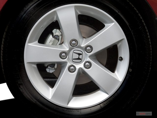 Need Some Suggestions About My Hubcaps 2007 Honda Civic Sedan 4