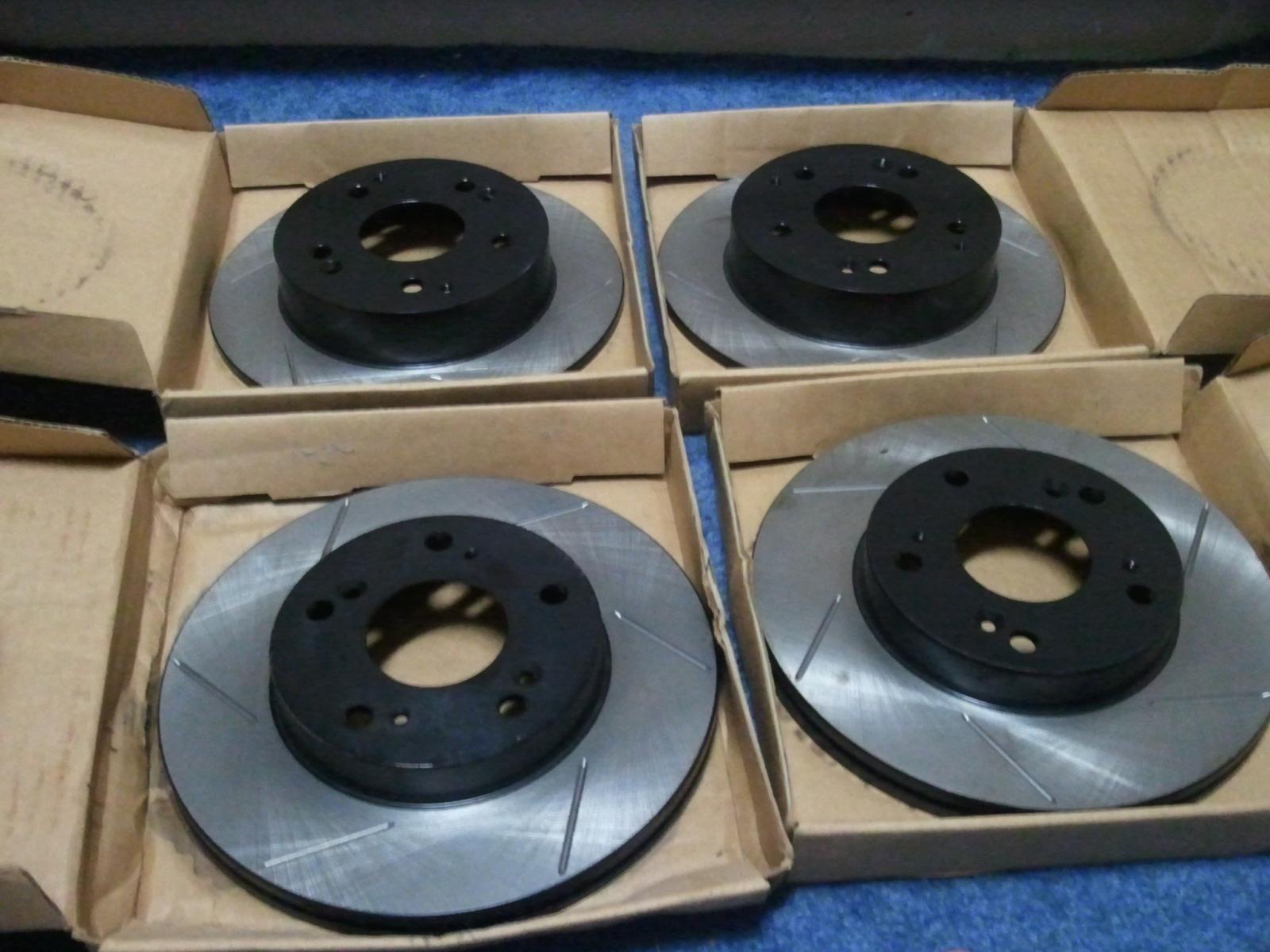 DC5base rotors on 2012 Honda Civic EX Coupe