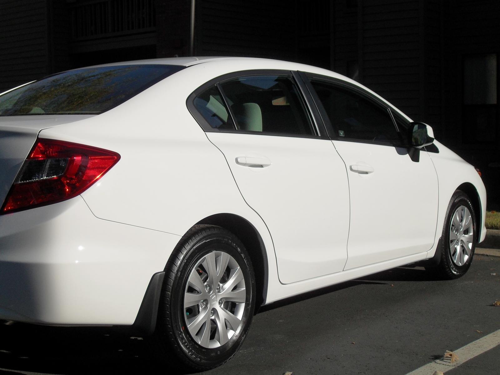 Dutsguru Build 2012 Honda Civic Lx Sedan White 9th Gen Civic Forum