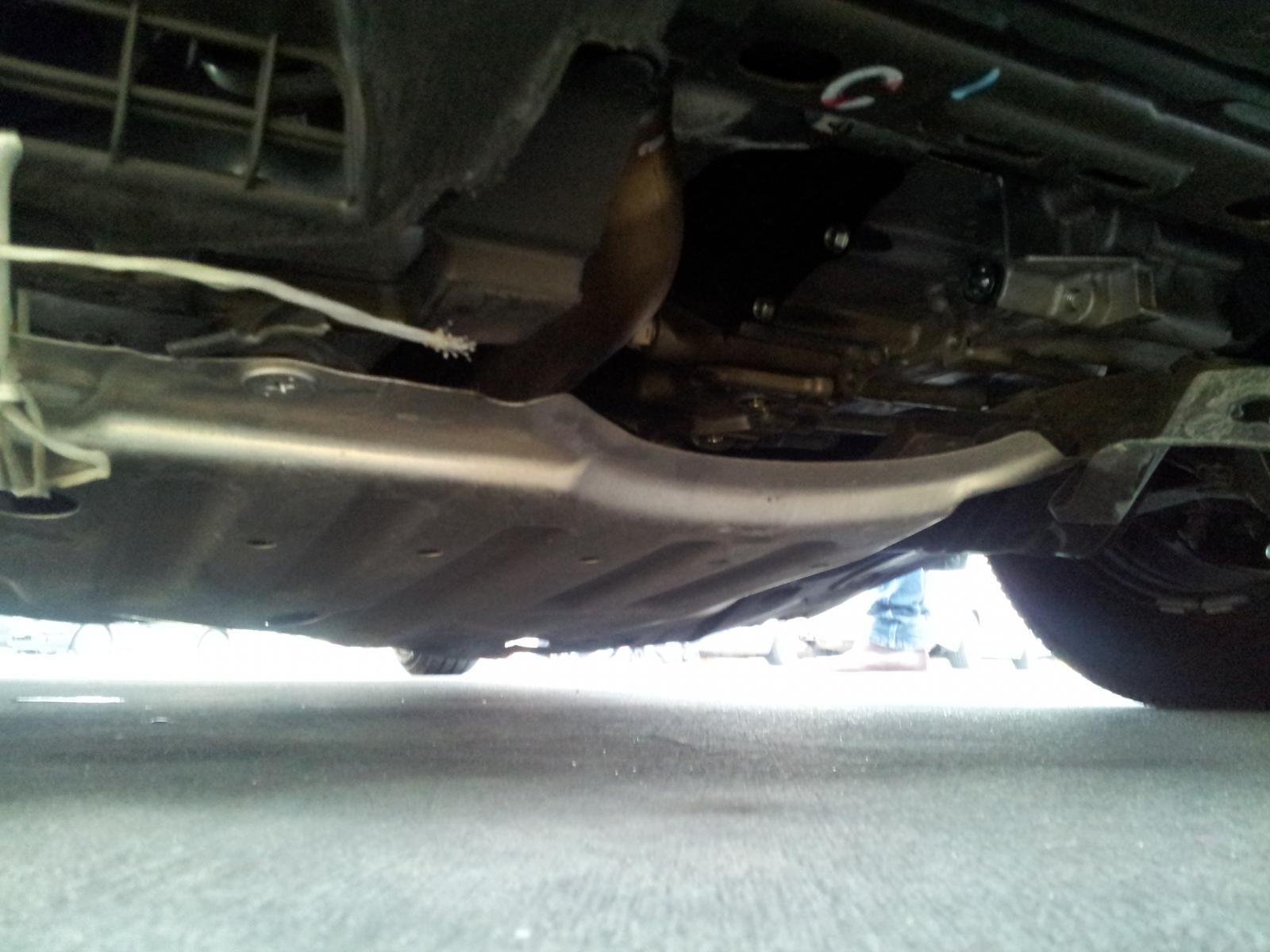 Honda Hrv Undercarriage Cover