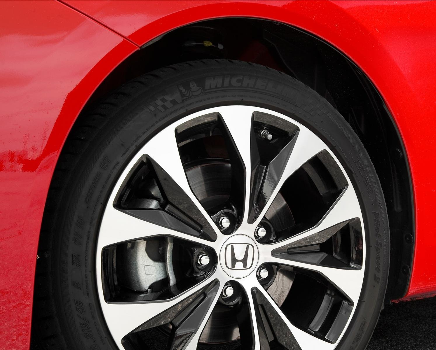 2012 Honda Civic si Rims 2012 Honda Civic si Rims And