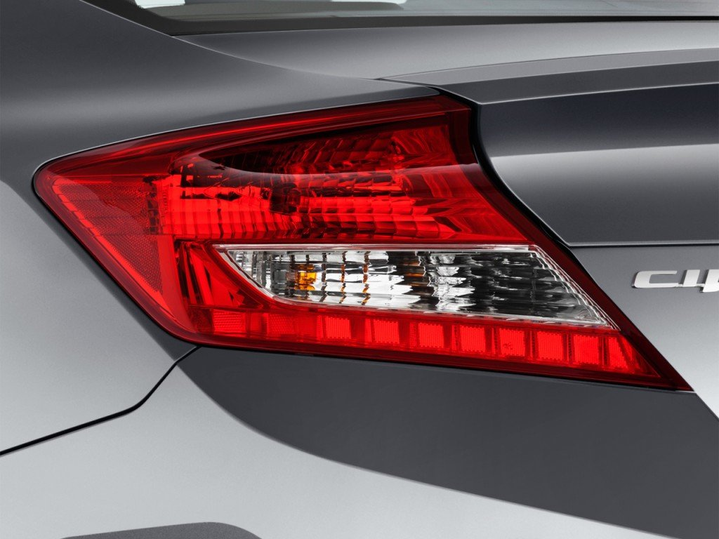 Coupe led tail lights 2013 honda civic coupe 2