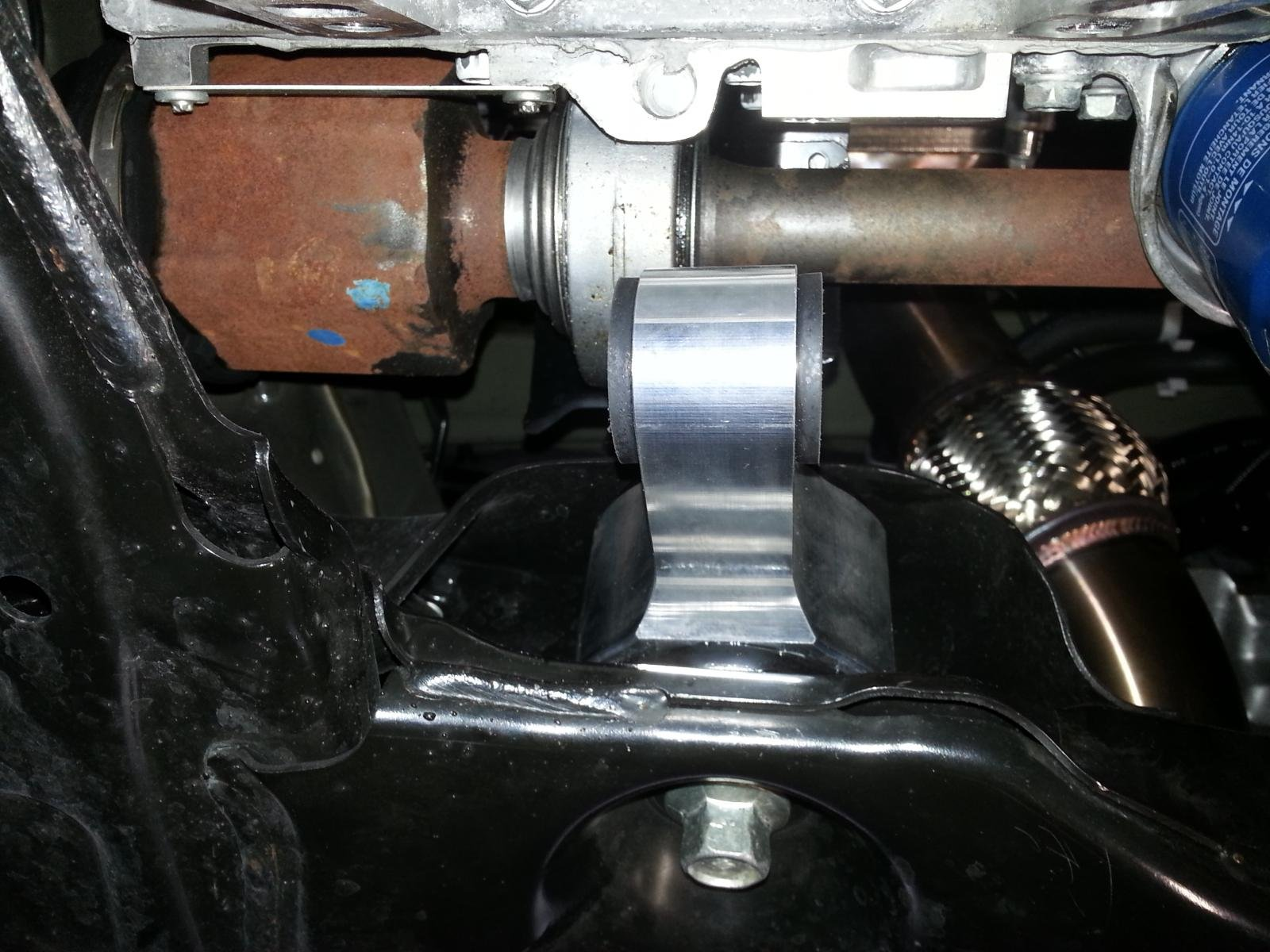 How To Replace Motor Mount On 2007 Honda Civic | Automotivegarage.org