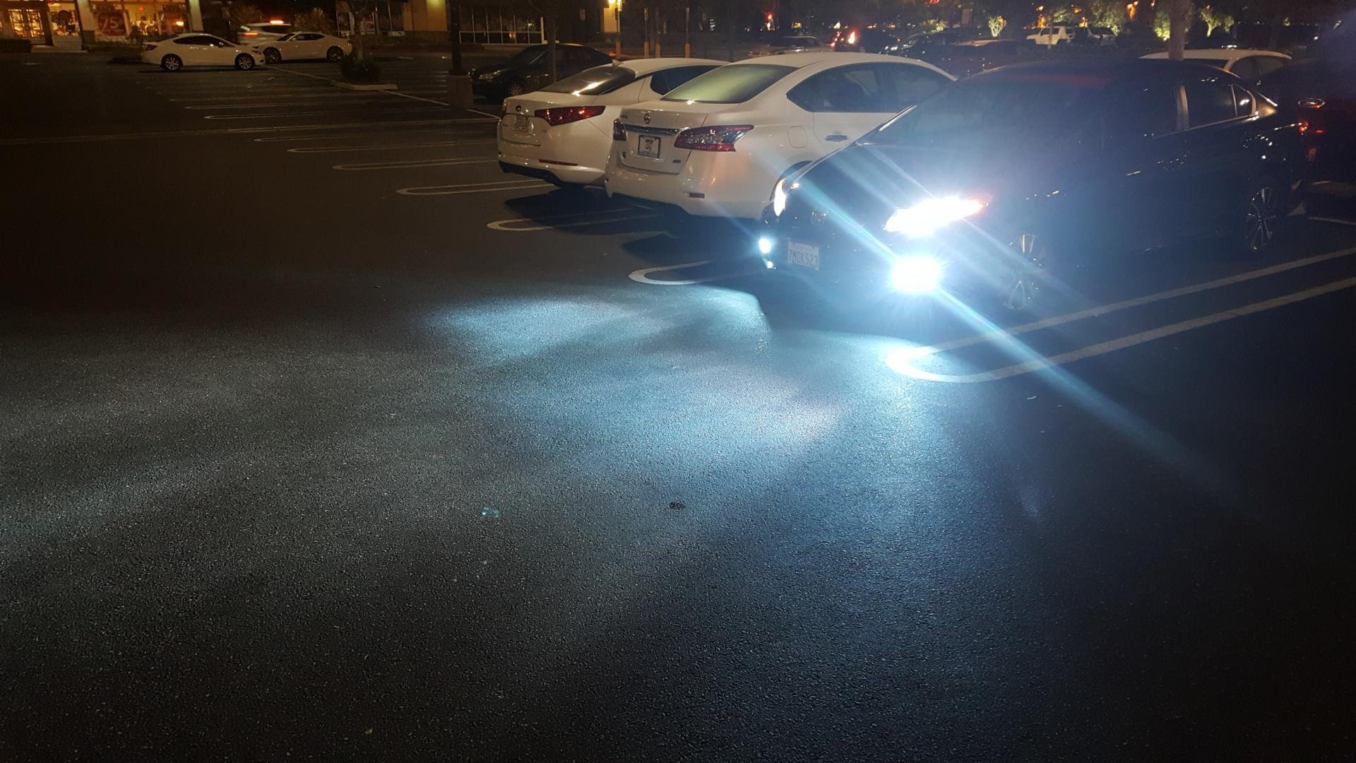 Fogs Lights Too Low