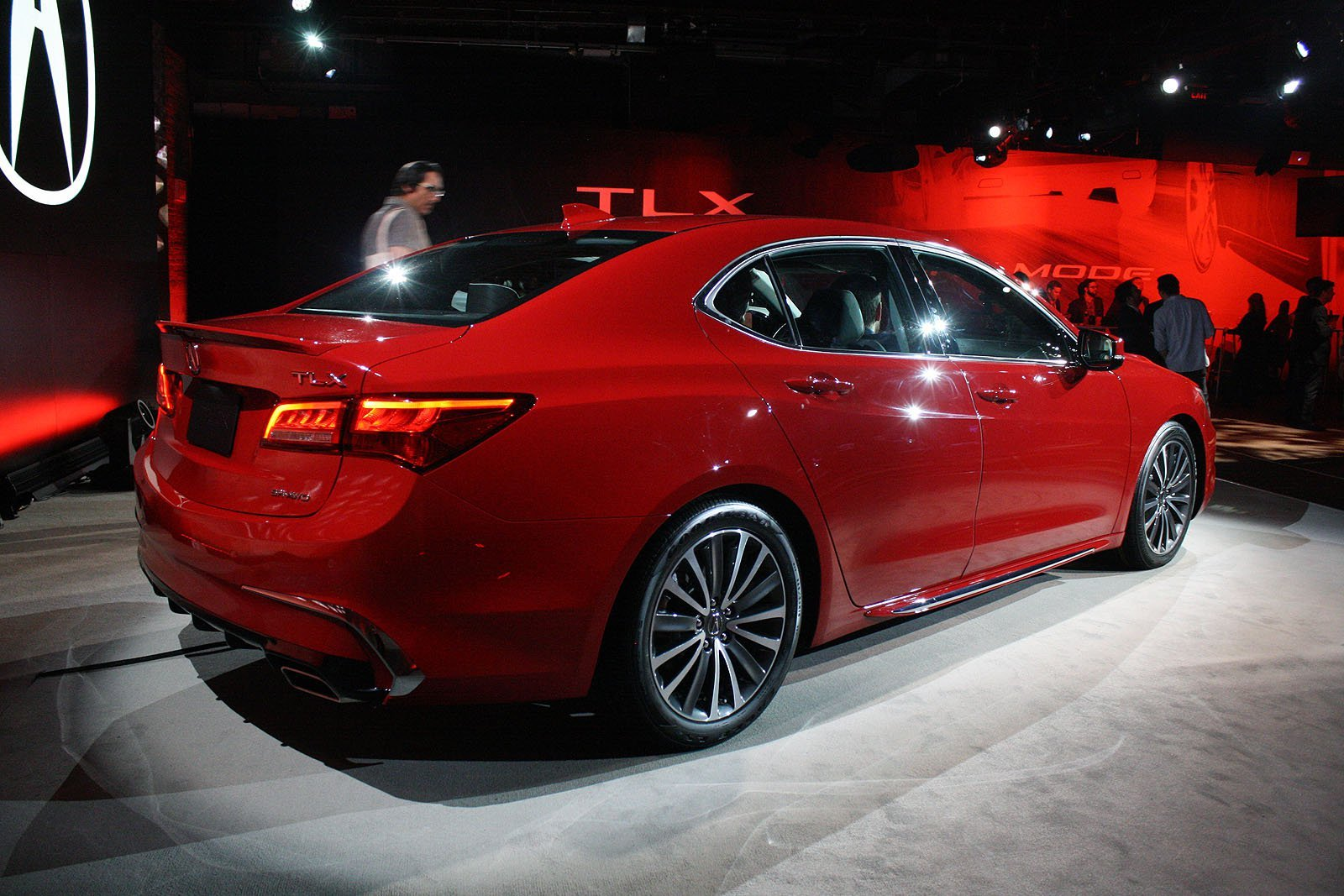 Am i the only one that wants the acura tlx a spec 2018