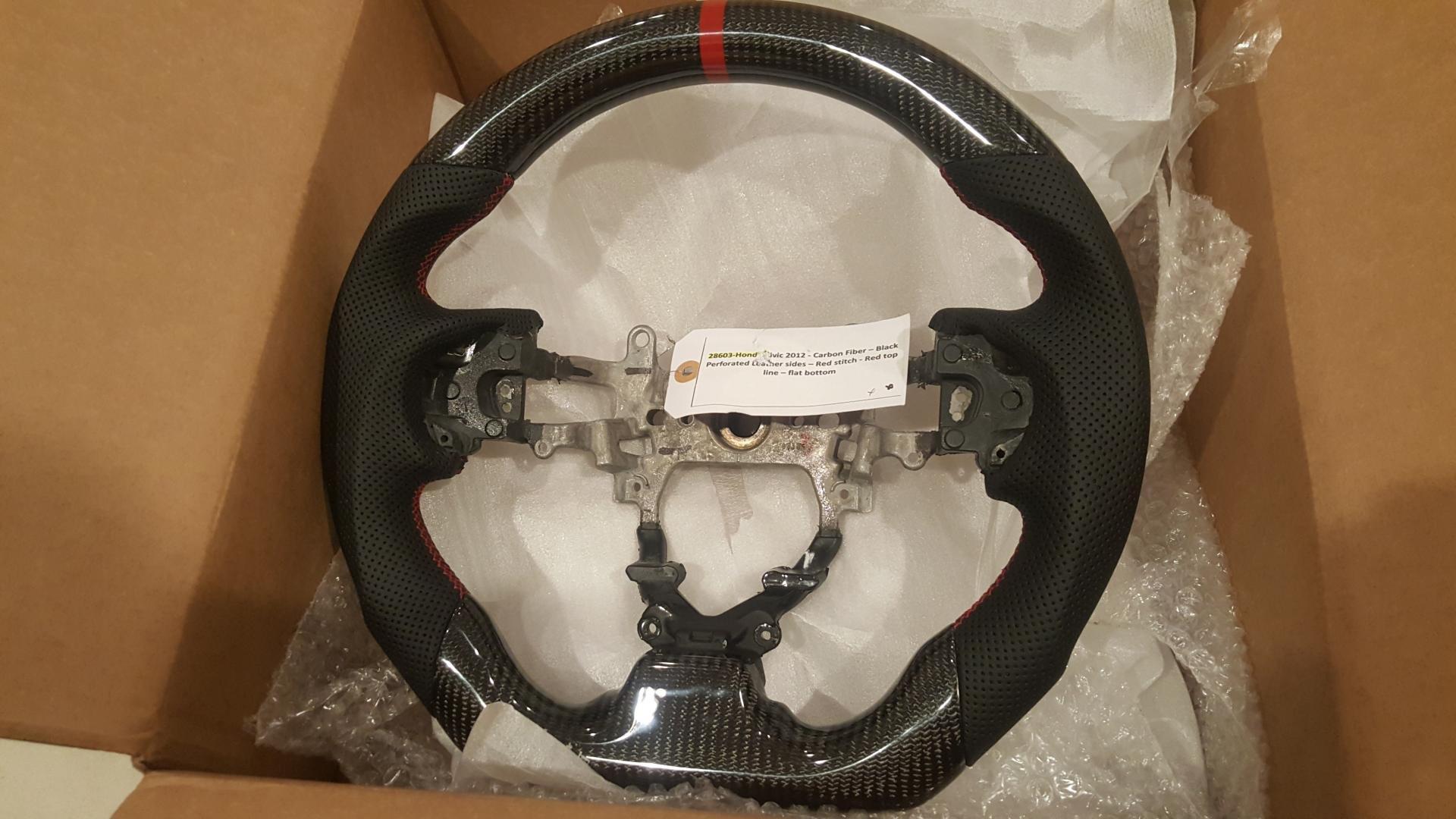 Carbonfiber Steering Wheel - scgarageworks-20180725_204324.jpg