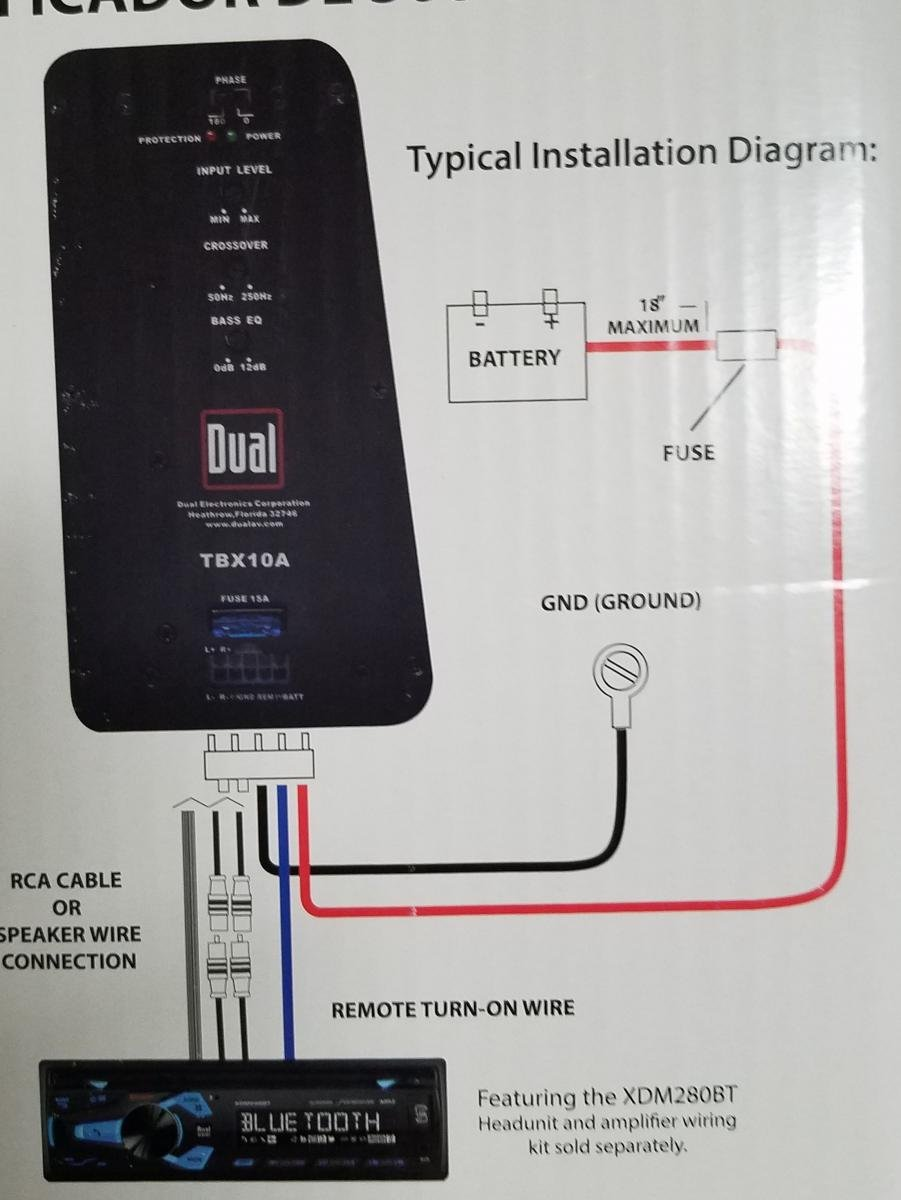 New Additional Subwoofer Connections 9th Gen Civic Forum