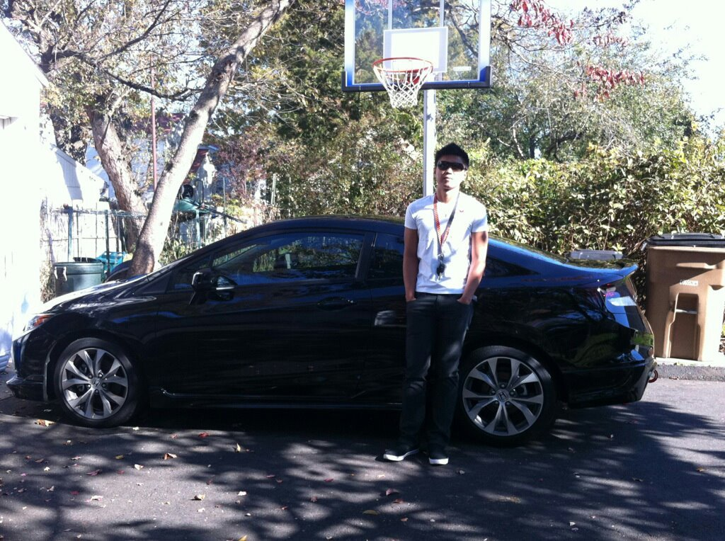 Honda Civic Si 2013 Coupe Jdm