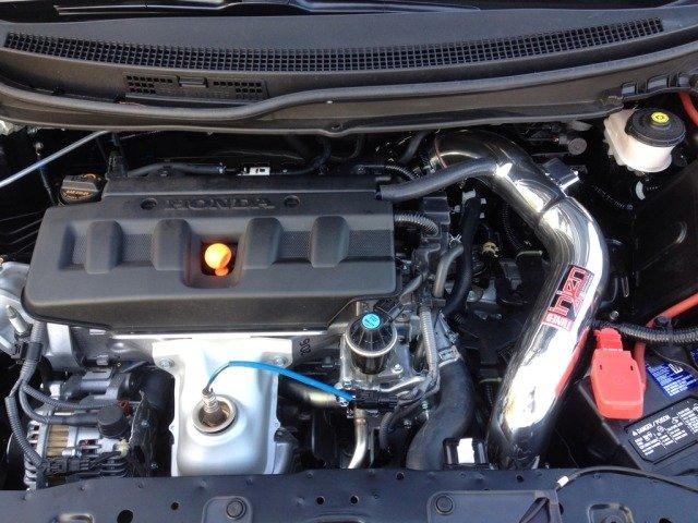 Injen Cold Air Intake On Civic Lx Db8040 Jpg