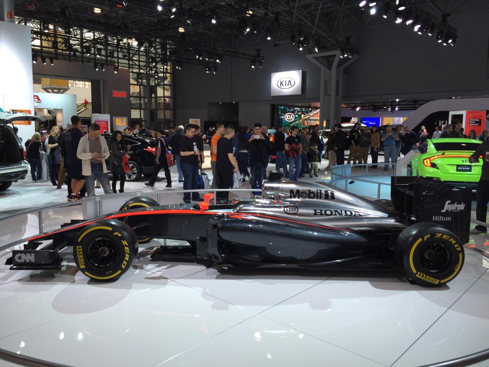 New York Auto Show Jacob Javits Center