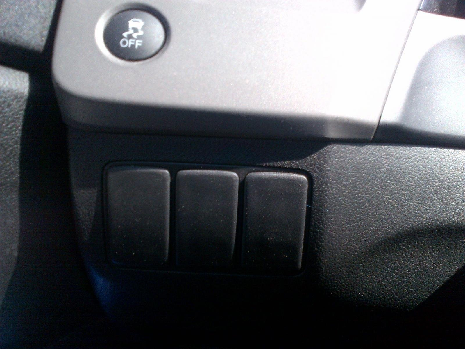 Where Can I Get Honda Traction Control Button Page 2