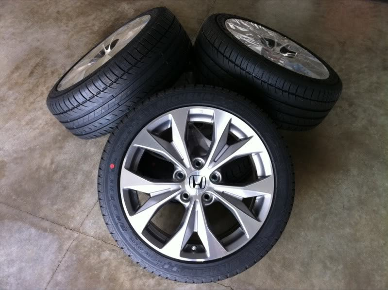 Looking For 2012 Wheels Or 2013 Civic Si Take Off Wheels