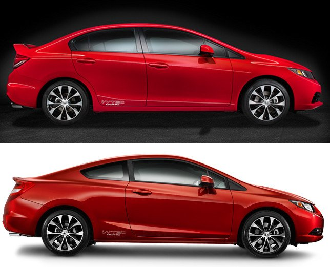 Si Coupe Or Sedan Page