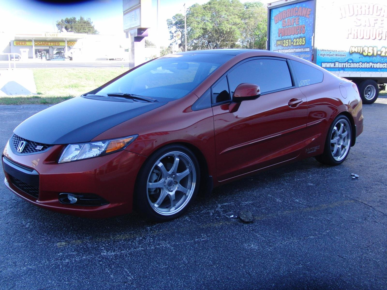 "Mugen GP 18"" wheels will fit 2012 Civic SI Coupe?"