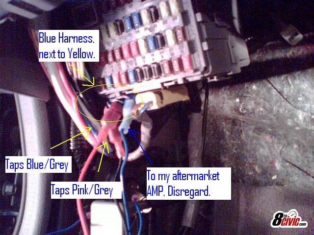 Interior Dome light wire tap | 9th Gen Civic Forum on 2013 dodge dart interior fuse box, 2013 dodge journey interior fuse box, 2000 honda civic interior fuse box, 2002 honda civic interior fuse box,