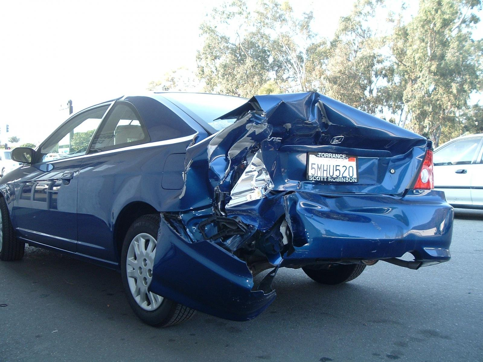 2012 LX post accident analysis and safety. long term.