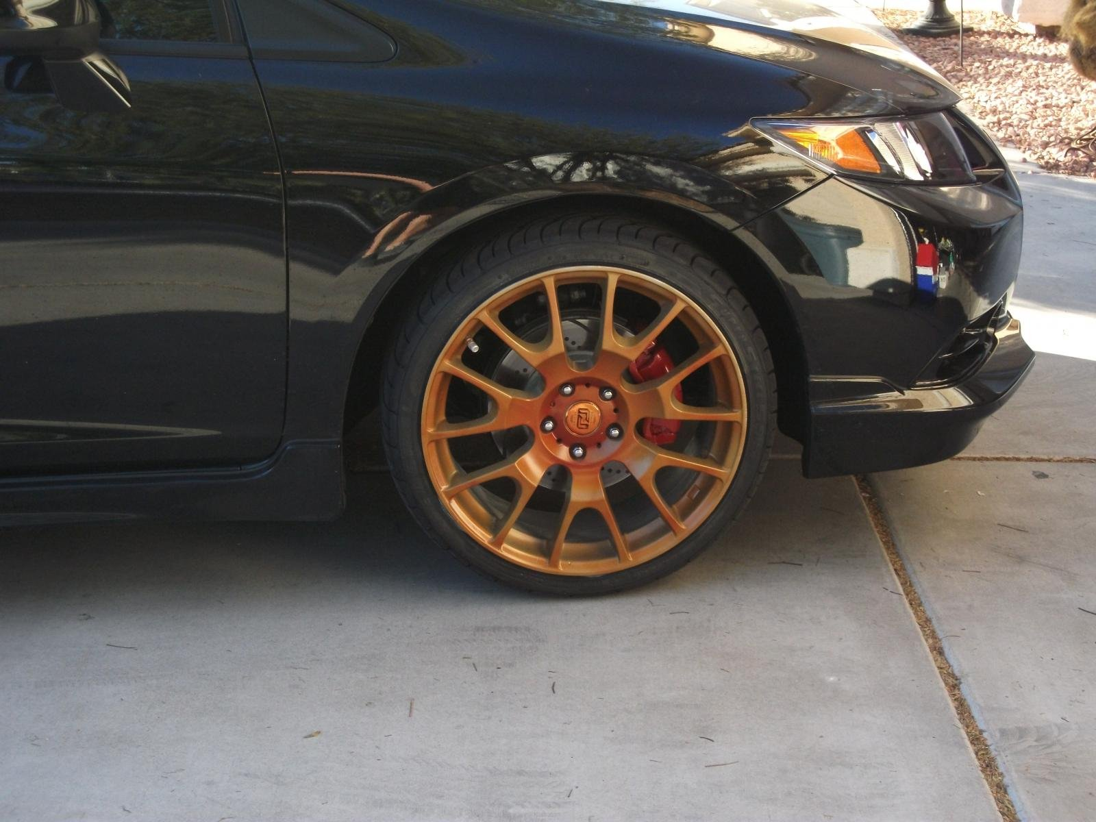 """Ebc Sport Rotors >> Will the HFP 19"""" Accord Rims Fit Civic Si? - Page 2"""