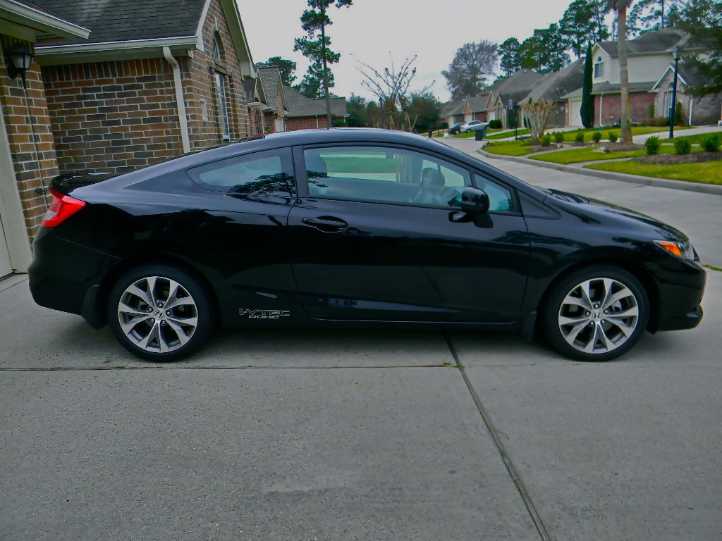 New 2012 civic si coupe houston tx