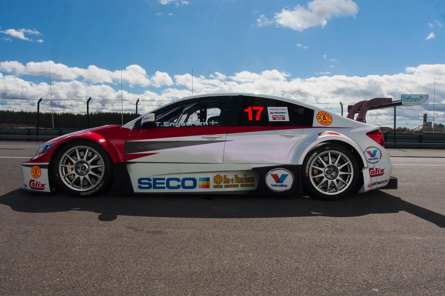 Em 002 Honda Civic STCC Race Car!