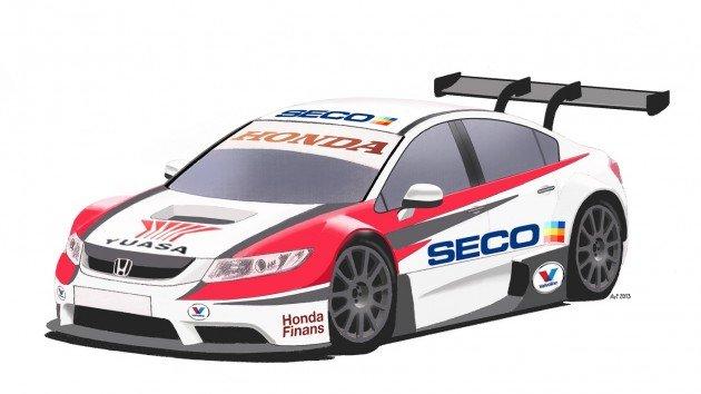 Click Image For Larger Version. Name:  HondaCivicSTCC2013Engström1 630x354 Views: 4598 · TouringCarTimes |  Tomas Engström To Race Honda Civic ...