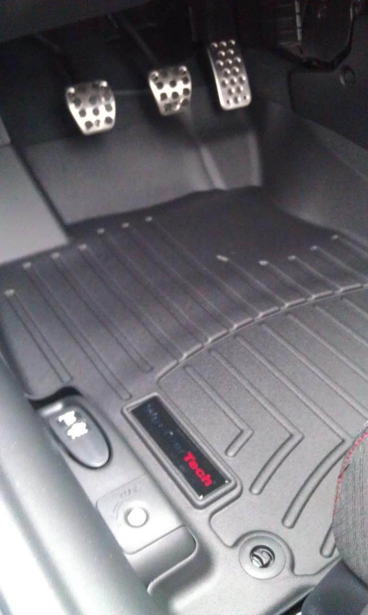 Weathertech mats civic -  Weathertech Floor Liners Avail For Sedan Imag0159 Jpg