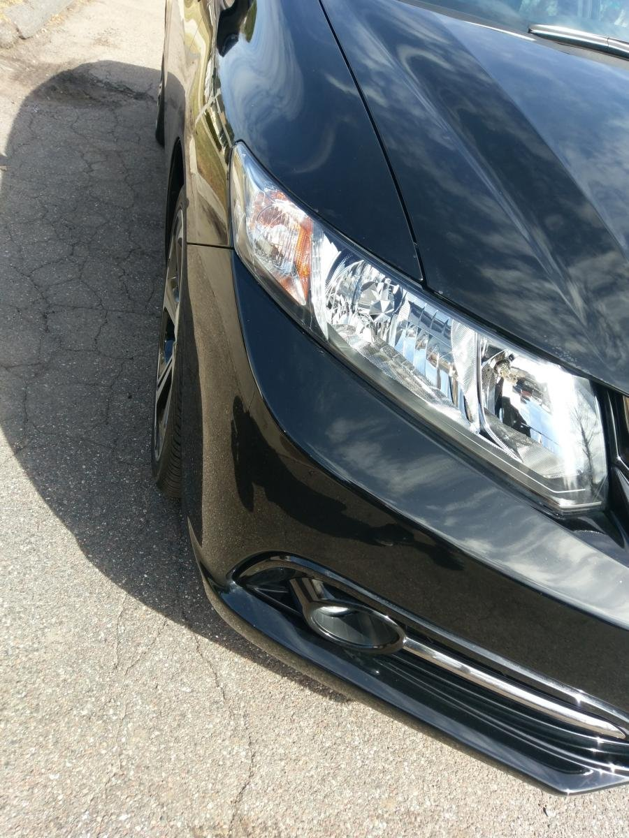 Is There A Difference With 2015 Sedan Si And Coupe Si Headlights