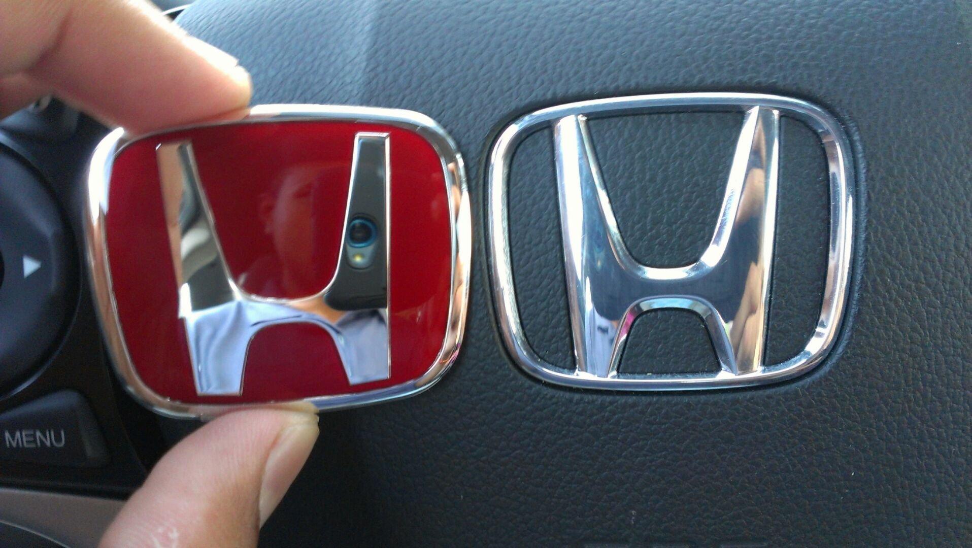 Steering Wheel Emblems