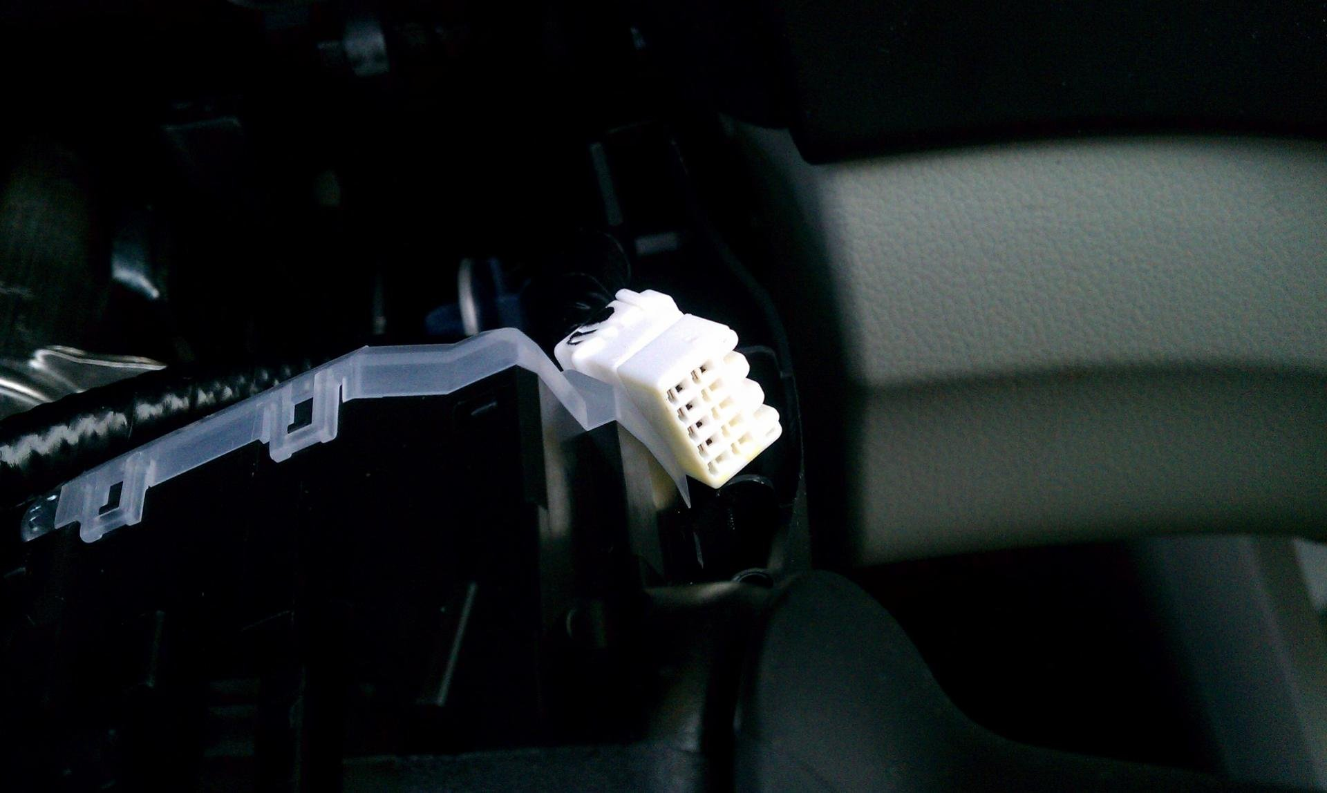 How to change replace install column head light wiper switch honda - Diy Variable Intermittent Wiper Install Imag0376 Jpg