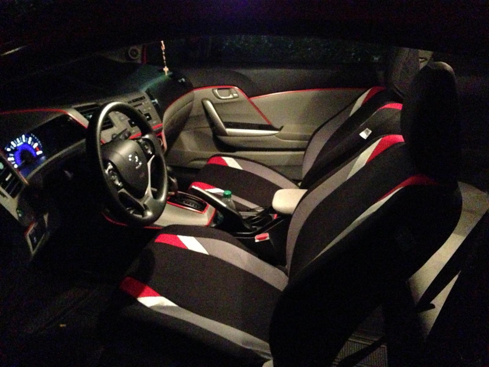 Sedan Seat Covers