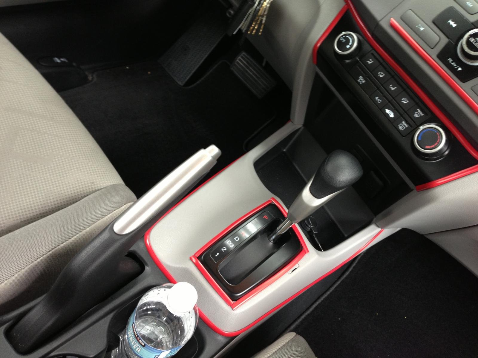 Car interior piping -  Interior Door Piping Welt Trimming Image Jpg