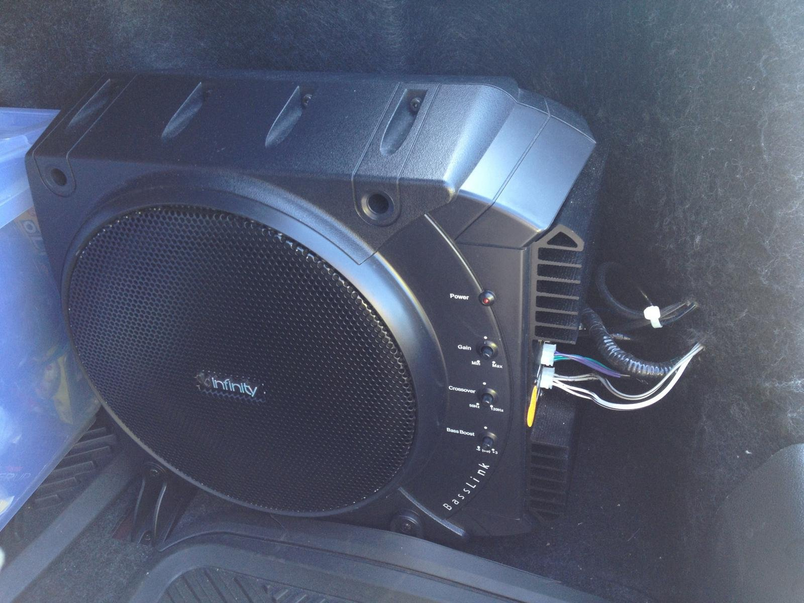 Powered Sub Wiring Diagram Portal Ohm Subwoofer Likewise Dual Voice Coil Speaker Infinity Self Install 2014 Si Stereo Amp
