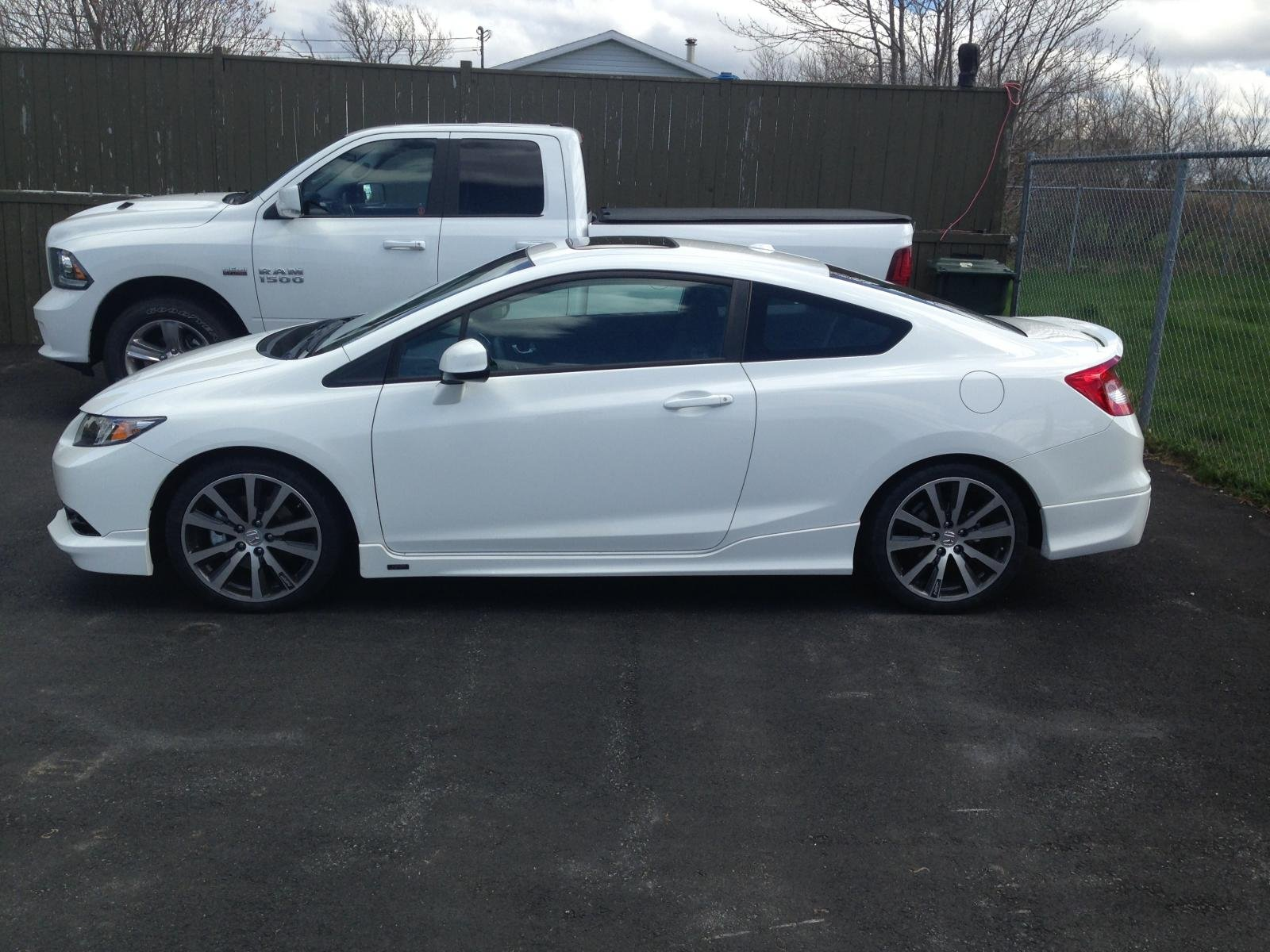 New civic si hfp owner