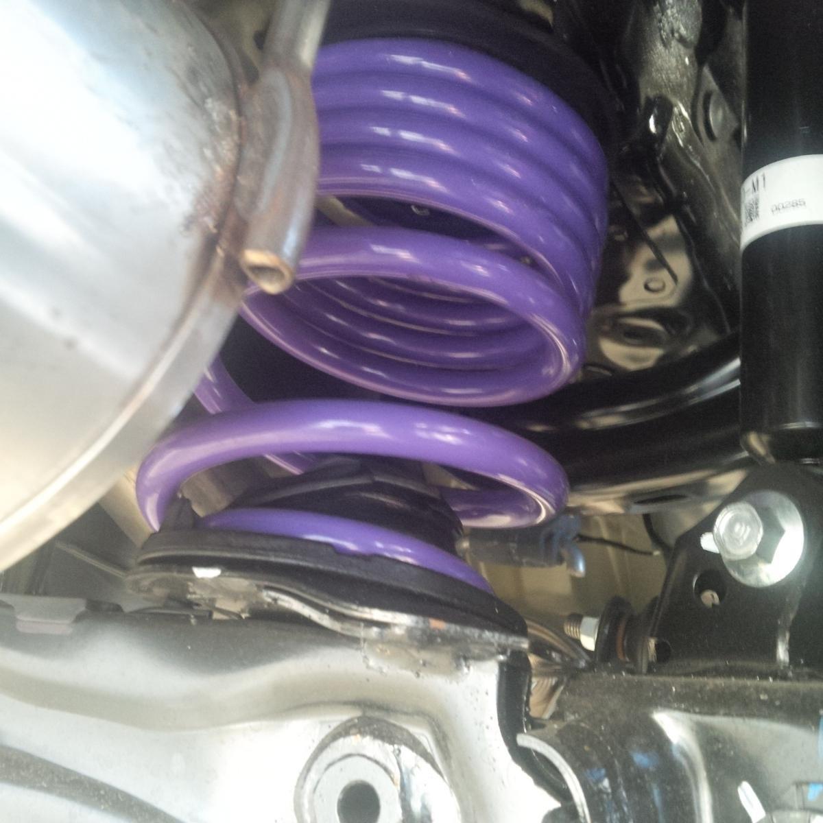 14-15 front suspension noise fix