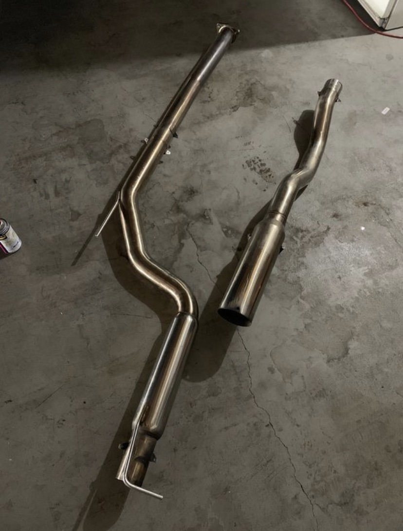 Buddyclub spec 2 exhaust system civic si sedan-image1-1-.jpeg