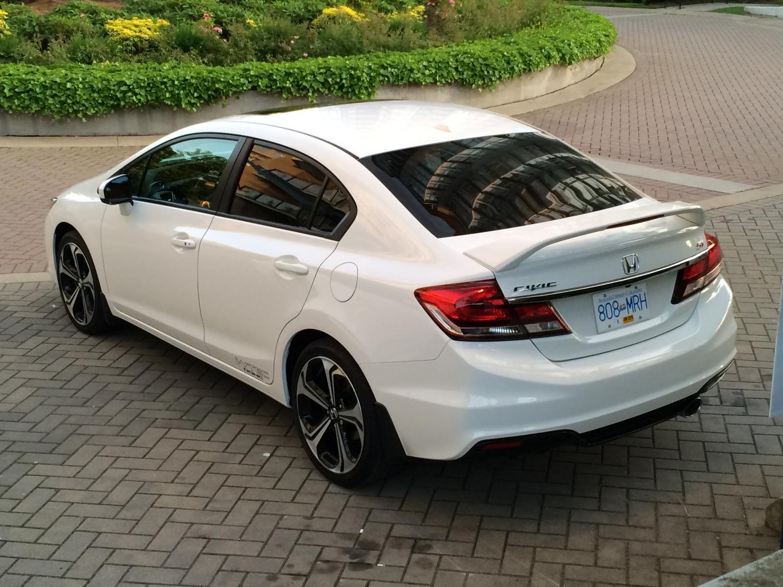 2014 Tw Civic Si Sedan D