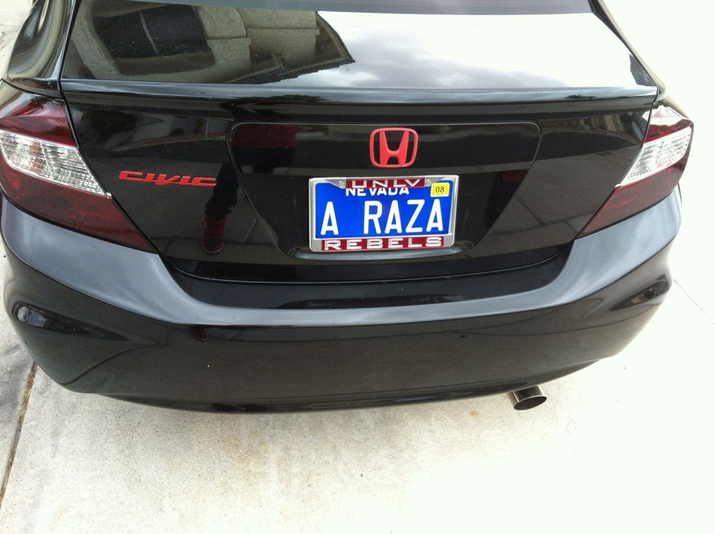 Plasti Dip Emblems >> Red Or Black Plasti Dipped Emblems