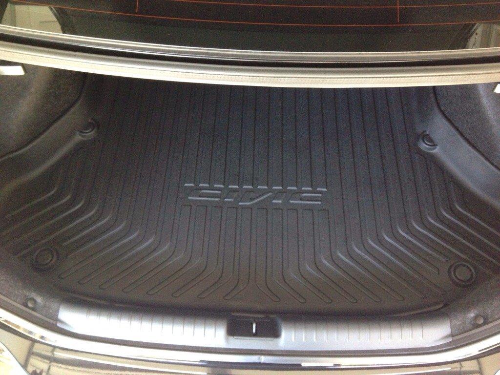 Weathertech mats civic - Weathertech Floorliners Digitalfit Vs Husky Weatherbeater Floor Liners For 2013 Honda Imageuploadedbyag Free1383188222
