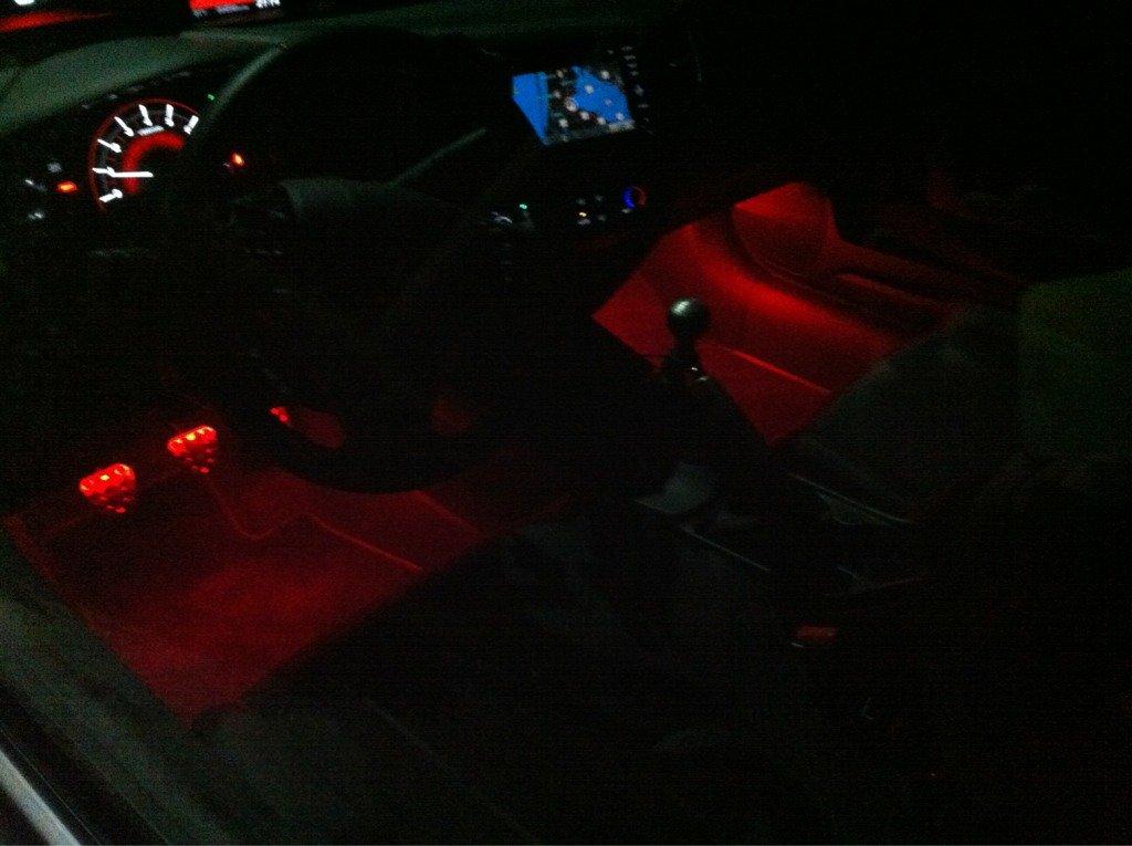 diy ambient lighting. Unique Lighting DIY  Better Interior Ambient Lighting Imageuploadedbyautoguide1342365732337526jpg Throughout Diy