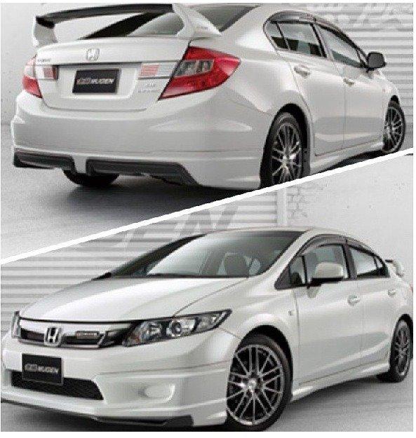 D Mugen Civic Sedan Imageuploadedbyautoguide on Honda Civic Auto Body Parts