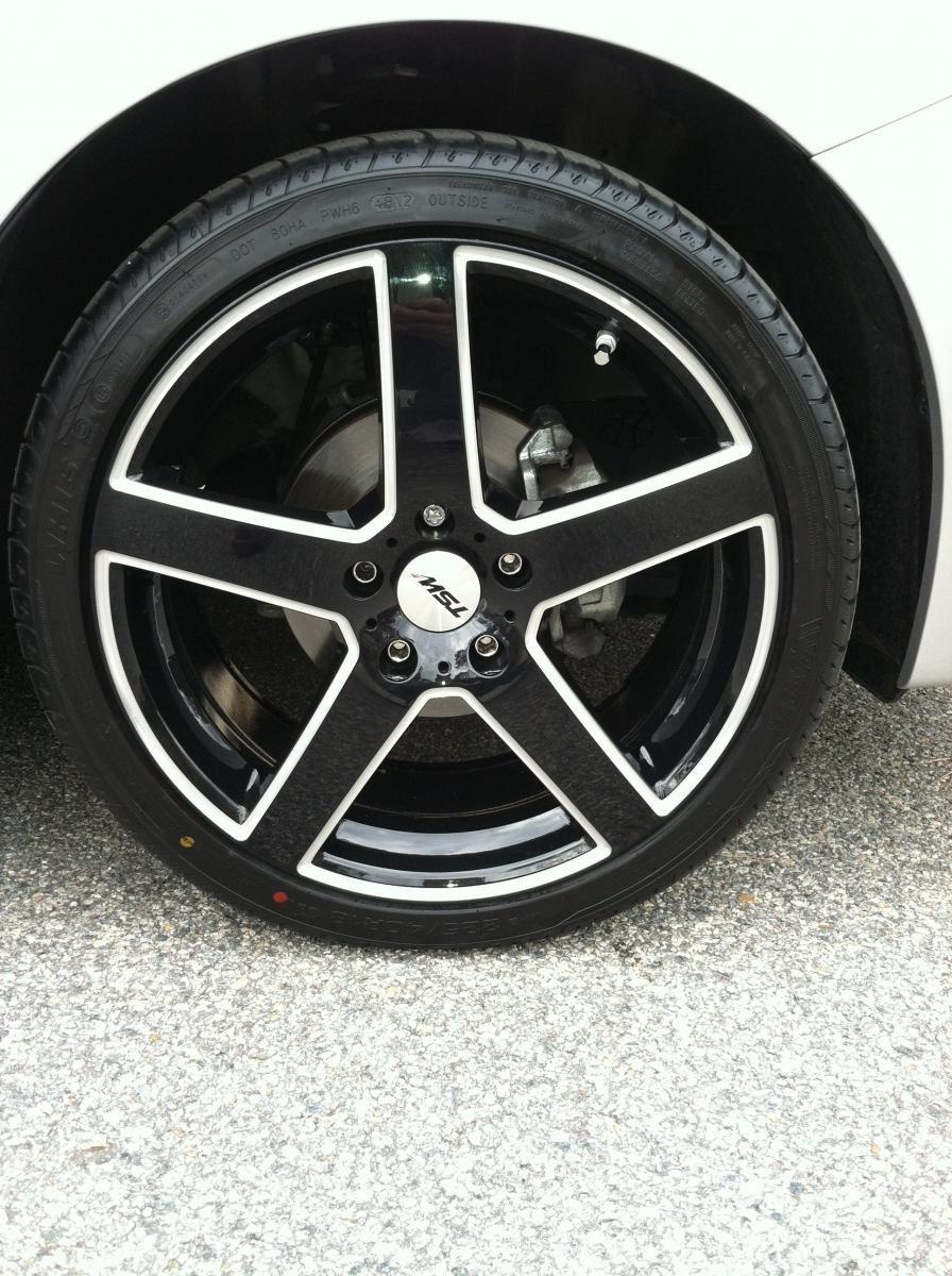 New Honda Accord >> new rims TSW Rivage 225/40/18