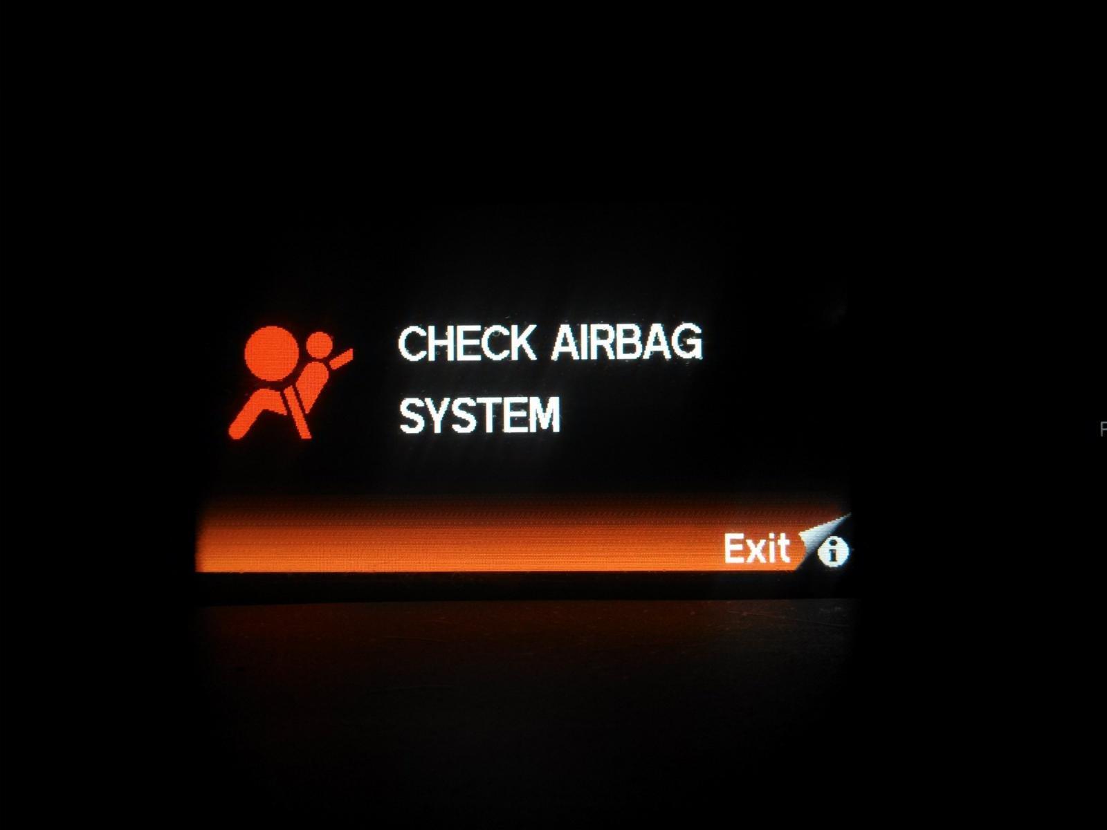 Elegant ... 2012 Honda Civic LX Sedan   Stupid SRS Passenger Airbag Light   NO  ACCIDENT Img_20140423_204009
