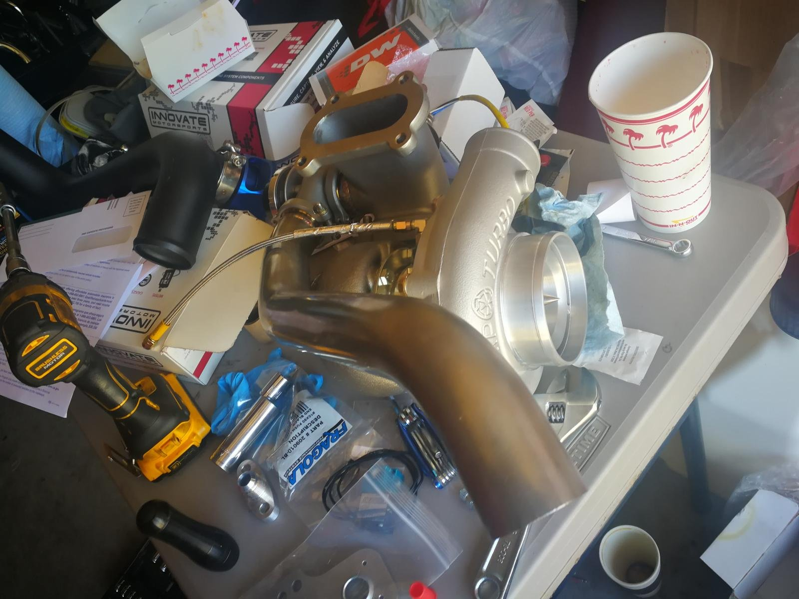 PRL Turbo Kit Stage 2