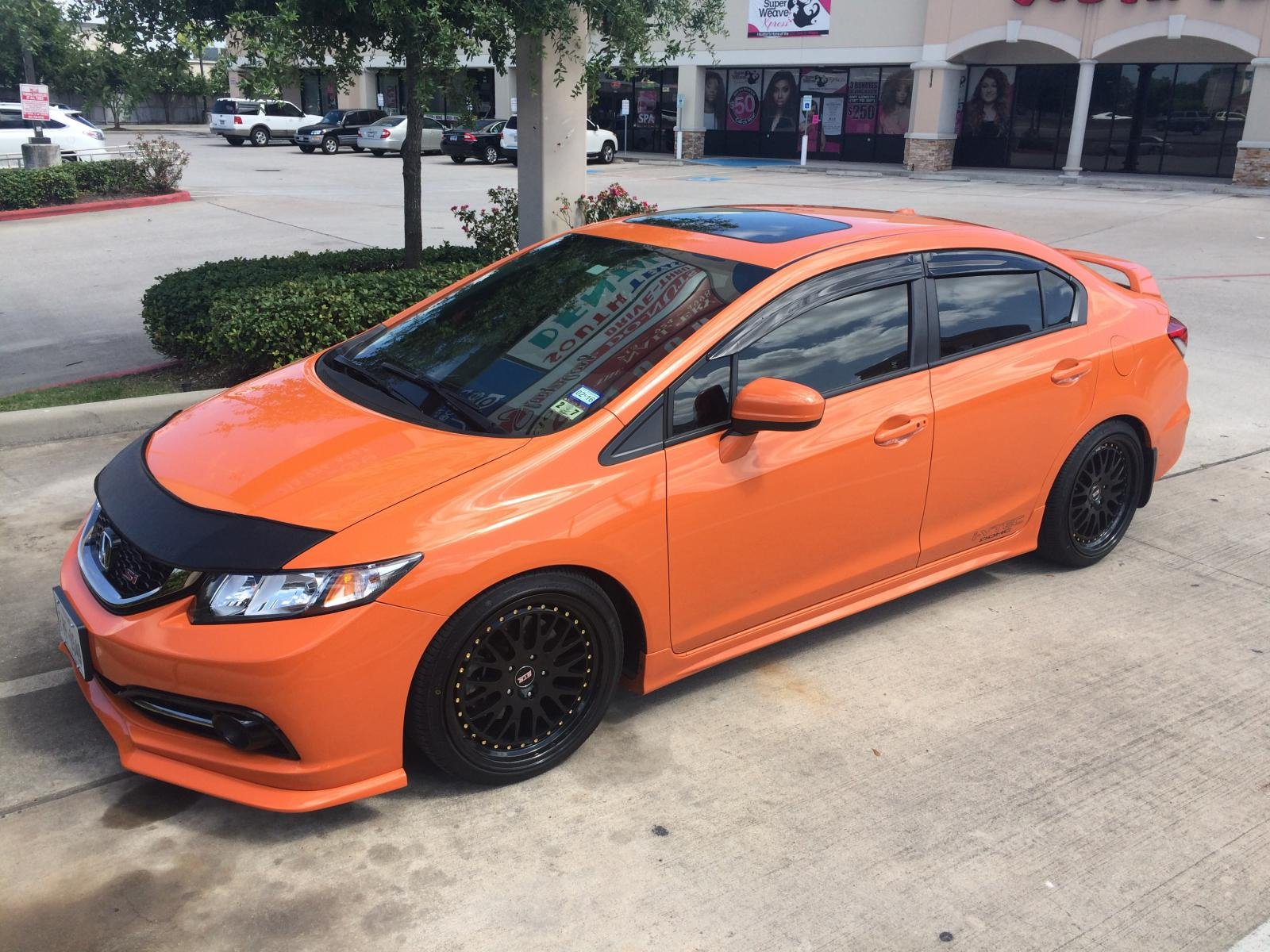2015 Honda Civic Si Cici · **The Official Orange Fire Pearl  Thread** Img_2547