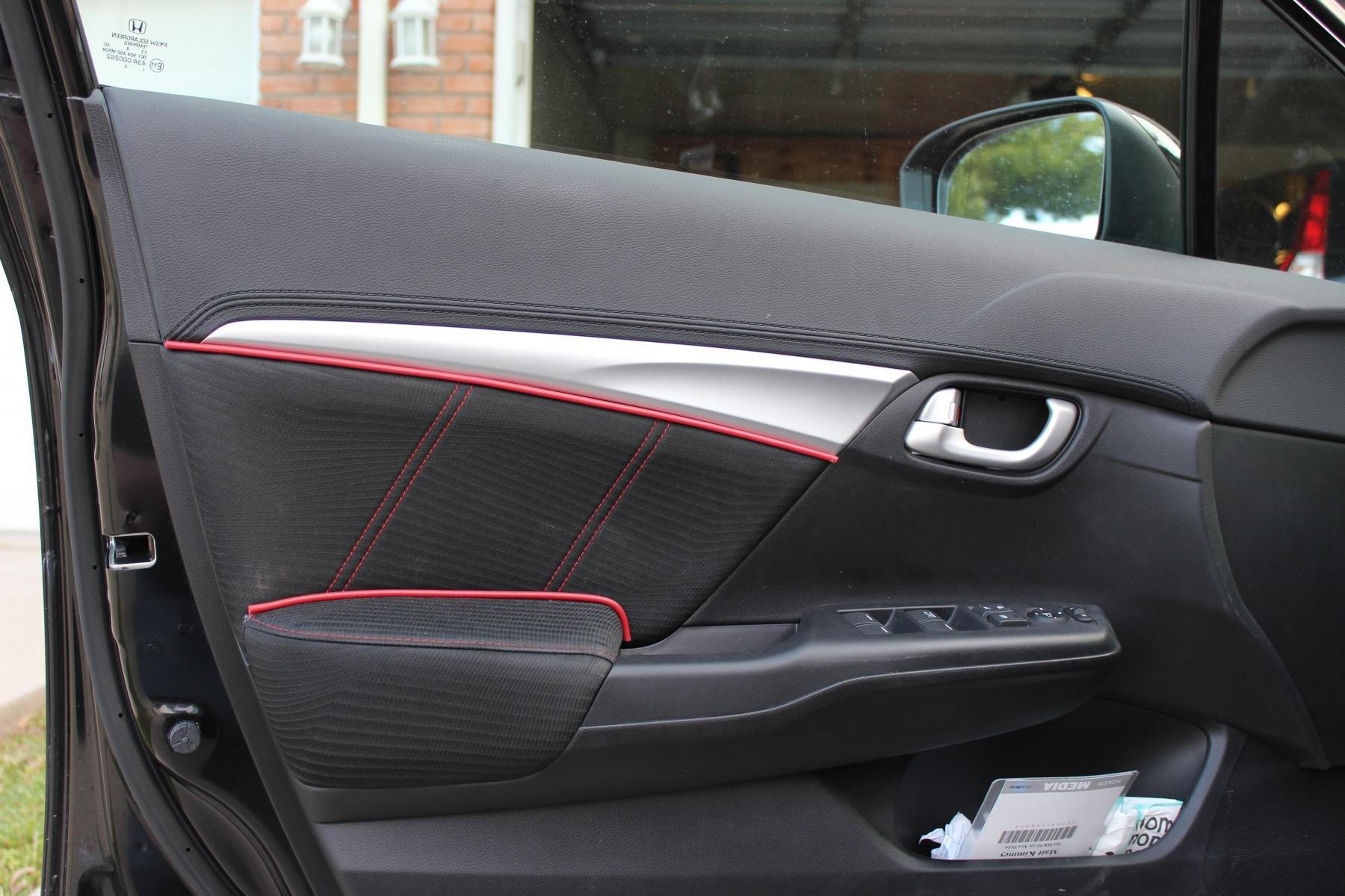 Car interior piping - Interior Door Piping Welt Trimming Img_6248 Jpg