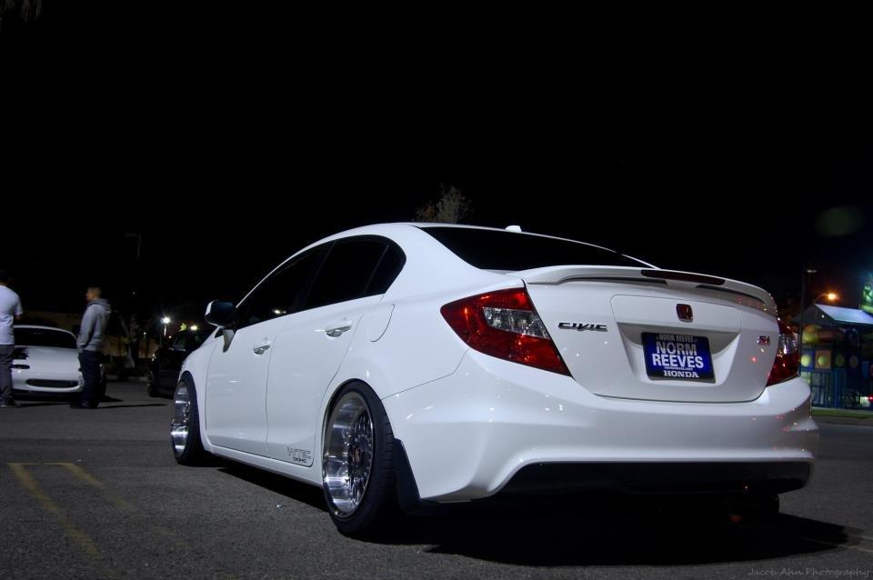 My 2012 Civic Si